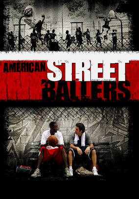 Netflix Box Art for American Streetballers