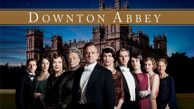 Netflix Box Art for Downton Abbey - Season 1