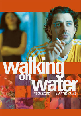 Netflix box art for Walking on Water