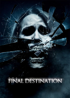 Netflix box art for The Final Destination