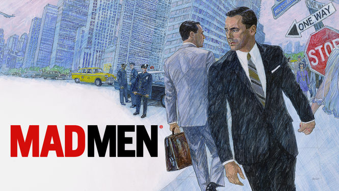 Netflix Box Art for Mad Men - Season 6