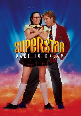 Netflix box art for Superstar