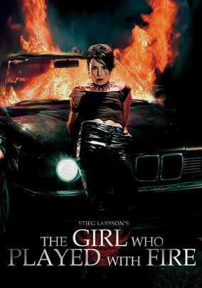 Netflix box art for The Girl Who Played with Fire - Season 11