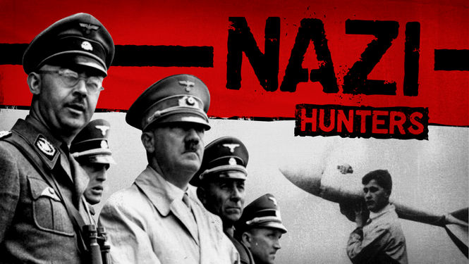 Netflix Box Art for Nazi Hunters - Season 1