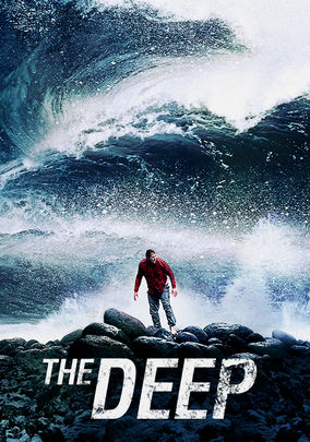 Netflix box art for The Deep