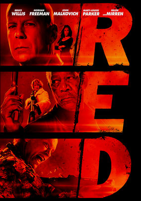 Red (2010) on Netflix in the Netherlands