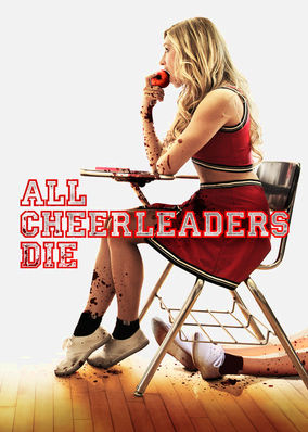 Netflix Box Art for All Cheerleaders Die