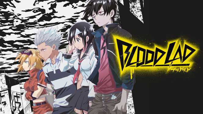 Netflix Box Art for Blood Lad - Season 1