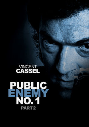 mesrine part 2 public enemy (2008)