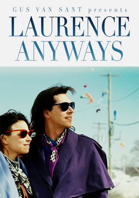 Netflix Box Art for Laurence Anyways