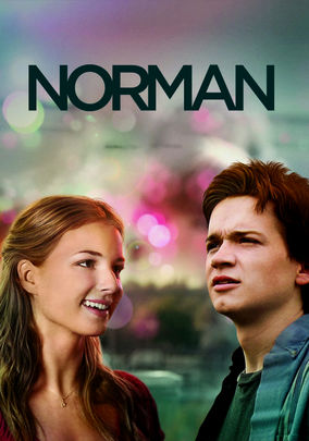 Netflix box art for Norman