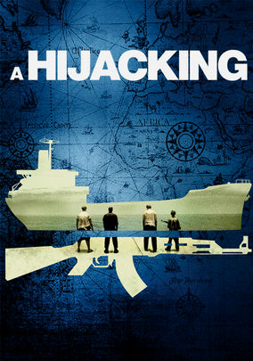 Netflix box art for A Hijacking