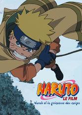 Naruto le film : Naruto et la princesse des neiges