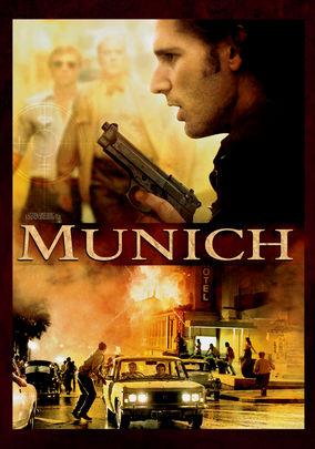 Netflix box art for Munich