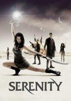 Is Serenity on Netflix?