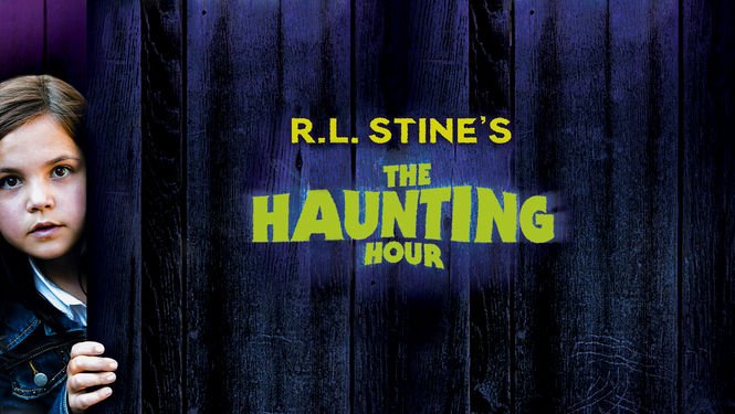 Netflix Box Art for R.L. Stine's The Haunting Hour - Season 1