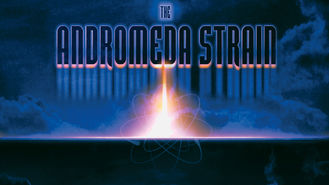 Netflix box art for The Andromeda Strain