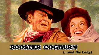 Netflix box art for Rooster Cogburn (...and the Lady)