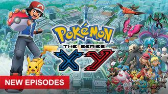 Netflix Box Art for Pokémon: XY - Season XY