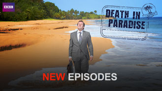 Netflix box art for Death in Paradise - Season 3