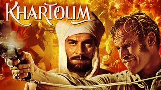 Netflix box art for Khartoum
