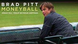 Netflix box art for Moneyball