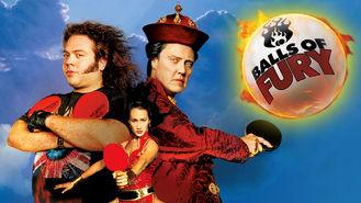 Netflix box art for Balls of Fury