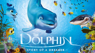 Netflix box art for The Dolphin: Story of a Dreamer