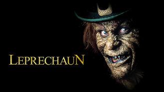 Netflix box art for Leprechaun