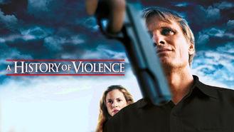 Netflix box art for A History of Violence