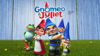 Netflix box art for Gnomeo and Juliet