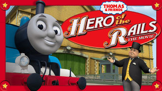 Is Thomas & Friends: Hero of the Rails on Netflix?