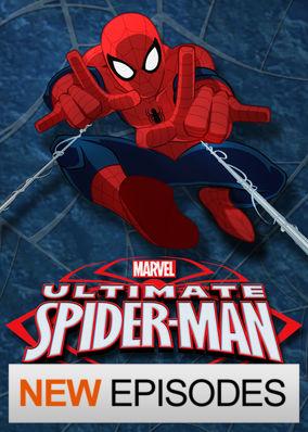 Ultimate Spider-Man - Season Web Warriors