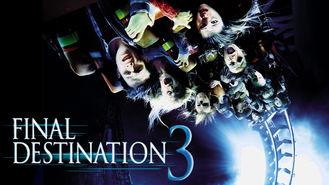 Netflix box art for Final Destination 3