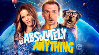 Netflix box art for Absolutely Anything