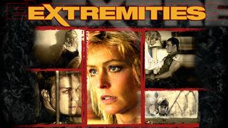 Netflix box art for Extremities