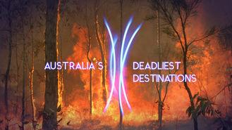 Netflix Box Art for Australia's Deadliest Destinations - Season 1